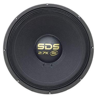 Alto Falante EROS E-18 SDS 2.7K 18 Polegadas 1350 W RMS 4R