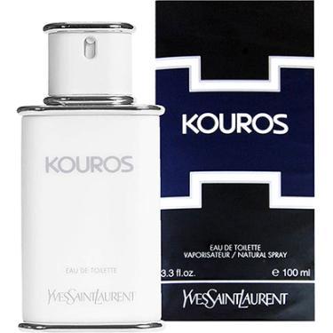 925c0dddd Yves Saint Laurent Perfume Masculino Kouros EDT 100ml - Masculino