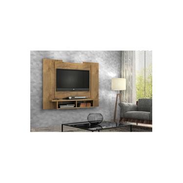 Painel Para Tv 48'' Riviera 1,20m Castanho