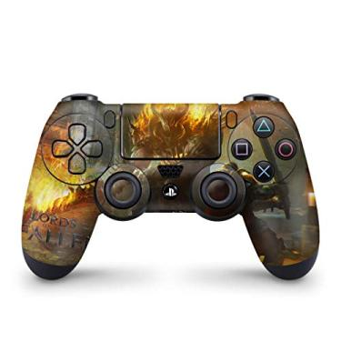 Skin Adesivo para PS4 Controle - Lords Of The Fallen