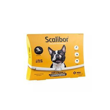 Coleira Scalibor P/M Cães até 20kg MSD