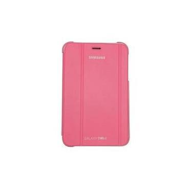 Capa Samsung Book Cover Para Tablet 7' Galaxy Tab 2 Rosa