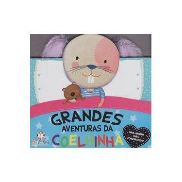 GRANDES AVENTURAS DA COELHINHA - Diversos, - 9788581022017