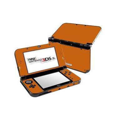 Skin Adesivo Protetor New Nintendo 3DS XL (Laranja)