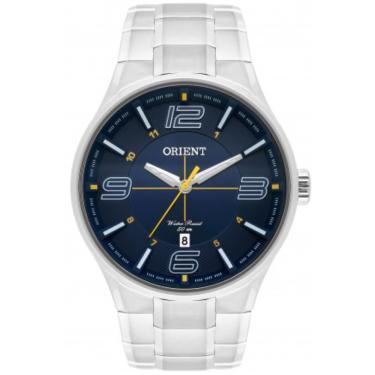 d6fd2191acbb6 Relógio Masculino Orient MBSS1307 D2SX Prata