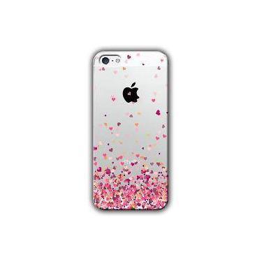 Capa Transparente Personalizada Exclusiva Apple Iphone 5/5s - Tp48