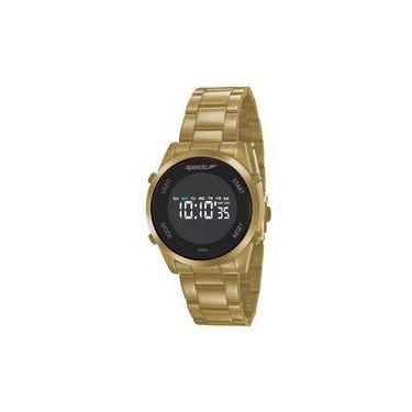87e6e60f18f Relógio Feminino Speedo Digital 24860lpevds1 - Dourado