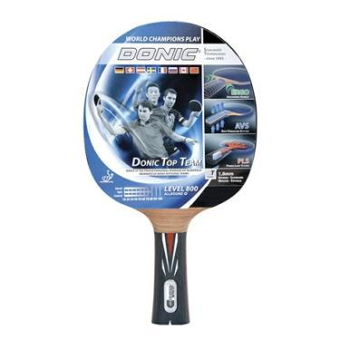 f80afa920 Raquete De Tênis De Mesa Top 800 Donic - Unissex