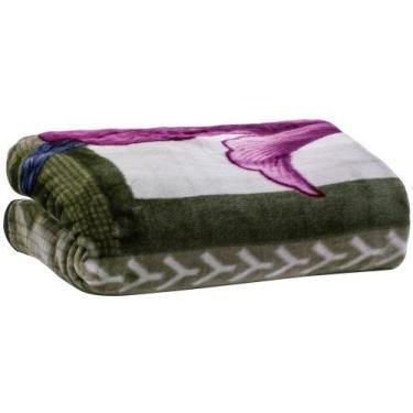 Cobertor Casal Jolitex Ternille - Diury Oregon Verde