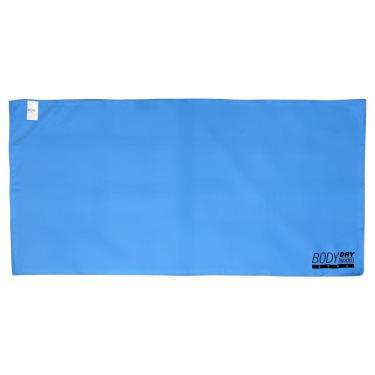 Toalha Speedo Body Dry Xtra Towel 629060-080, Cor: Azul, Tamanho: ÚNICO