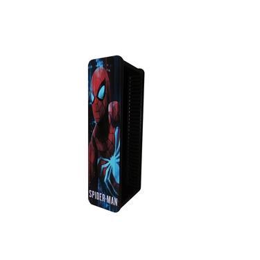 Porta Jogos para Ps4 Ps3 Xbox One Blu Ray Spider Man