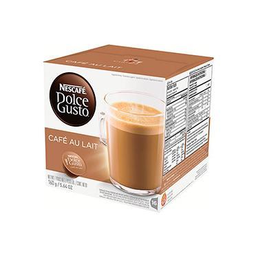 Nescafé Dolce Gusto Café Au Lait - 16 Cápsulas - Nestlé