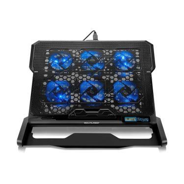 Base com Cooler para Notebook 6 Fans LED Multilaser