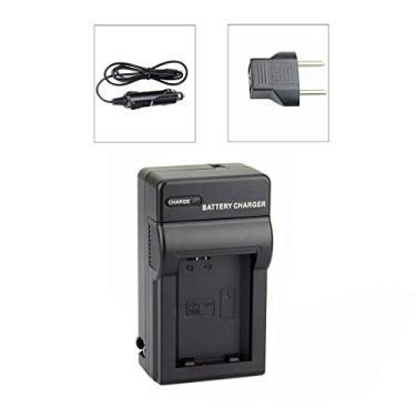 Imagem de Carregador de Bateria NP-FW50 para Sony NEX-3, NEX-3A, NEX-3D, NEX-5, NEX-5K