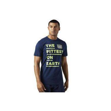 fc3f1670fee Camiseta Reebok CrossFit Games Masculina