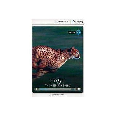 Fast - The Need For Speed Book With Online Access