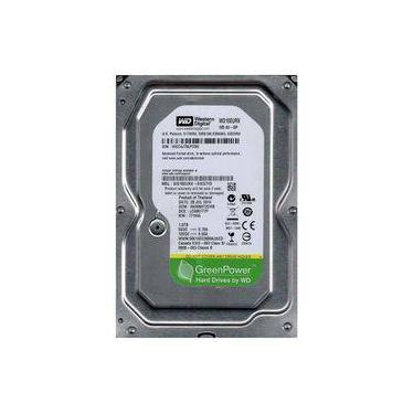 Hd 1 Tb Western Digital Sata Iii 7200 Rpm Wd10eurx 64mb