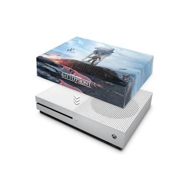 Capa Anti Poeira para Xbox One S Slim - Star Wars - Battlefront