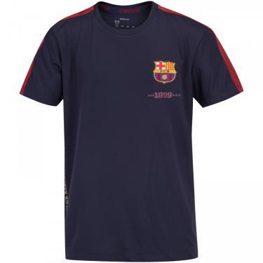 Camiseta Barcelona Fardamento Class - Infantil Barcelona Masculino