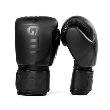 Imagem de Phomnd Luvas de boxe Luvas de treino de boxe Compatible with homens e mulheres Luvas de boxe Luvas de boxe Luvas pesadas Compatible with Muay Thai Boxe Kickboxing MMA