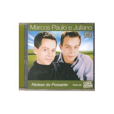 Cd Marcos Paulo E Juliano Rédeas Do Possante