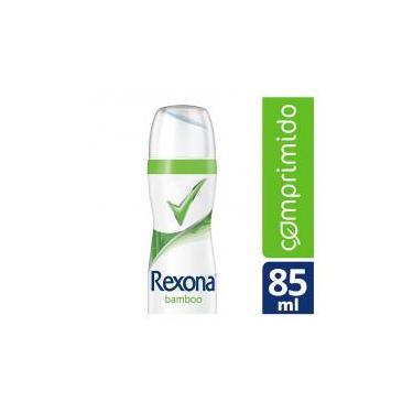 e953815b16 Desodorante Aerosol Rexona Bamboo Comprimido 56g 85ml