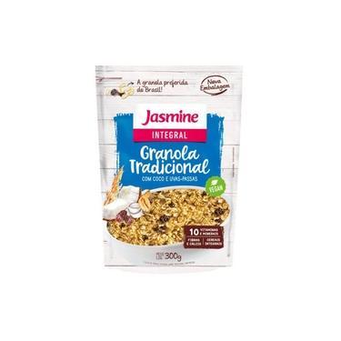 Granola Integral Grain Flakes Tradicional 300g - Jasmine
