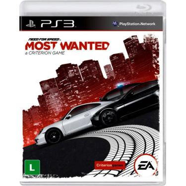Jogo - Need For Speed: Most Wanted - Ps3