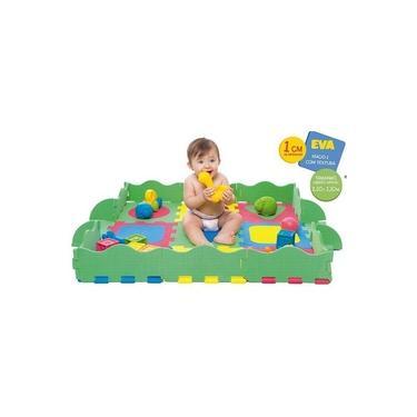 Imagem de Tapete Didático Eva Para Atividades 34 Peças Toyster