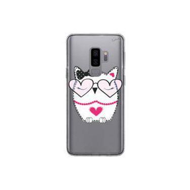 Capa Personalizada para Samsung Galaxy S9 Plus ( S9+ ) - CORUJINHA S2. - Quark