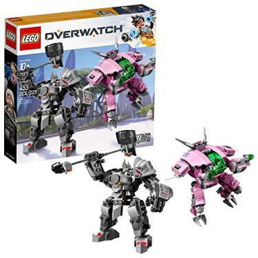 75973 Lego Overwatch - D.Va & Reinhardt