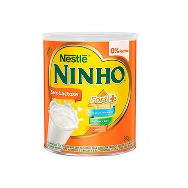 Imagem de Leite em Pó Zero Lactose Nestlé 380g