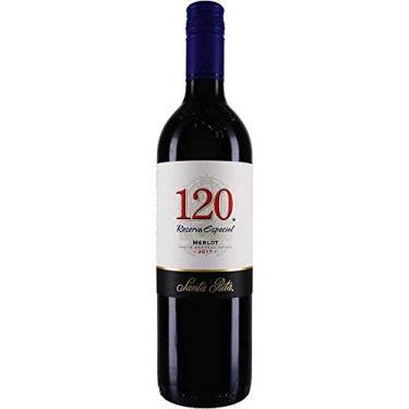 Vinho Tinto 120 Reserva Especial Merlot 750 mL