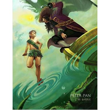 Peter Pan by J. M. Barrie (Illustrated)