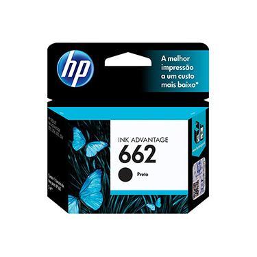 Cartucho HP 662 Preto Original (CZ103AB) para HP DeskJet 2516/3516/3546/2546/1516/4646/2646