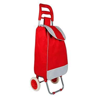 Imagem de Carrinho de compras bag to go sort mor - 07896020624981 - MOR - Carrinho de compras bag to go sort mor - 07896020624981 - MOR