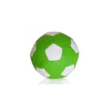 ceedfb42a3 Puff Big Ball Futebol Pop - Verde e Branco Stay puff