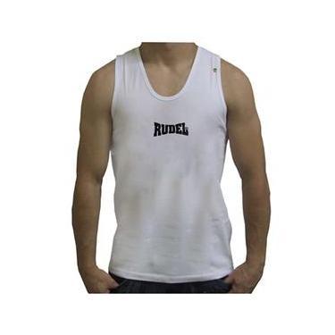 Regata Dry BodyBuilder Rudel - Branca