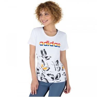 Camiseta adidas Farm P - Feminina adidas Feminino