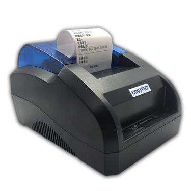 Impressora de recibos térmica sem fio 57x30mm USB + Bluetooth POS 203DPI Banggood