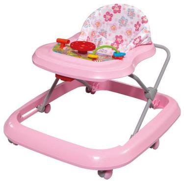 Andador de Bebê Tutti Baby Toy - Rosa
