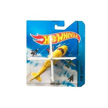 Imagem de Avião Hot Wheels - Rescue Blade - Mattel