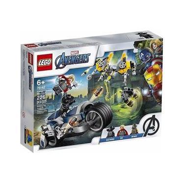 Lego 76142 Vingadores - Ataque Dos Vingadores em Speeder Bike – 226 peças