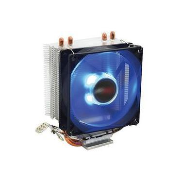 Cooler Para Processador Pcyes Zero Kz2 Led Azul Amd / Intel, Aczk292lda