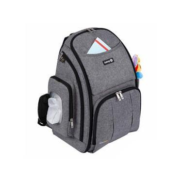 Mochila Multifuncional Back Pack Safety 1st Grey - IMP91549