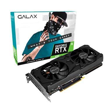 PLACA DE VÍDEO GPU RTX 3060 12GB 1-CLICK OC GALAX