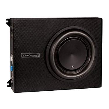 Caixa Amplificada, Falcon, Xs200/10, Módulos E Amplificadores, Preto