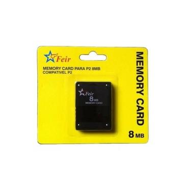 Memory Card 8Mb Para Ps2