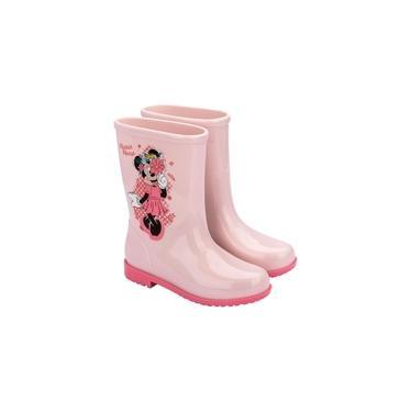 Bota Grendene 22481 Minnie Flower