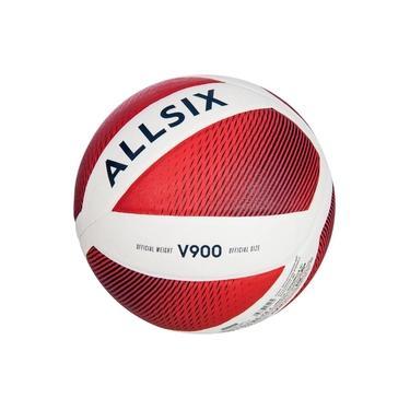 Bola de Vôlei de Quadra V900 (FIVB) vermelho 5